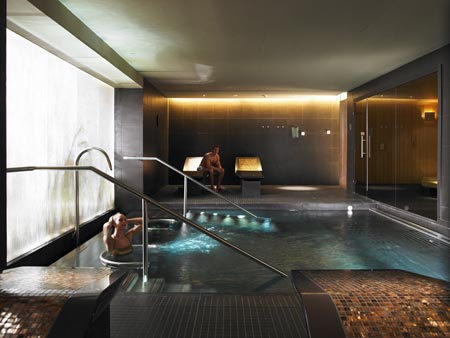 Get rid of wedding stress with a luxury spa break for Small luxury spa hotels