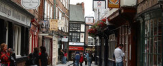Ghost Tours of York